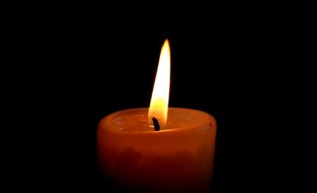 1. Advent = 1. Kerze