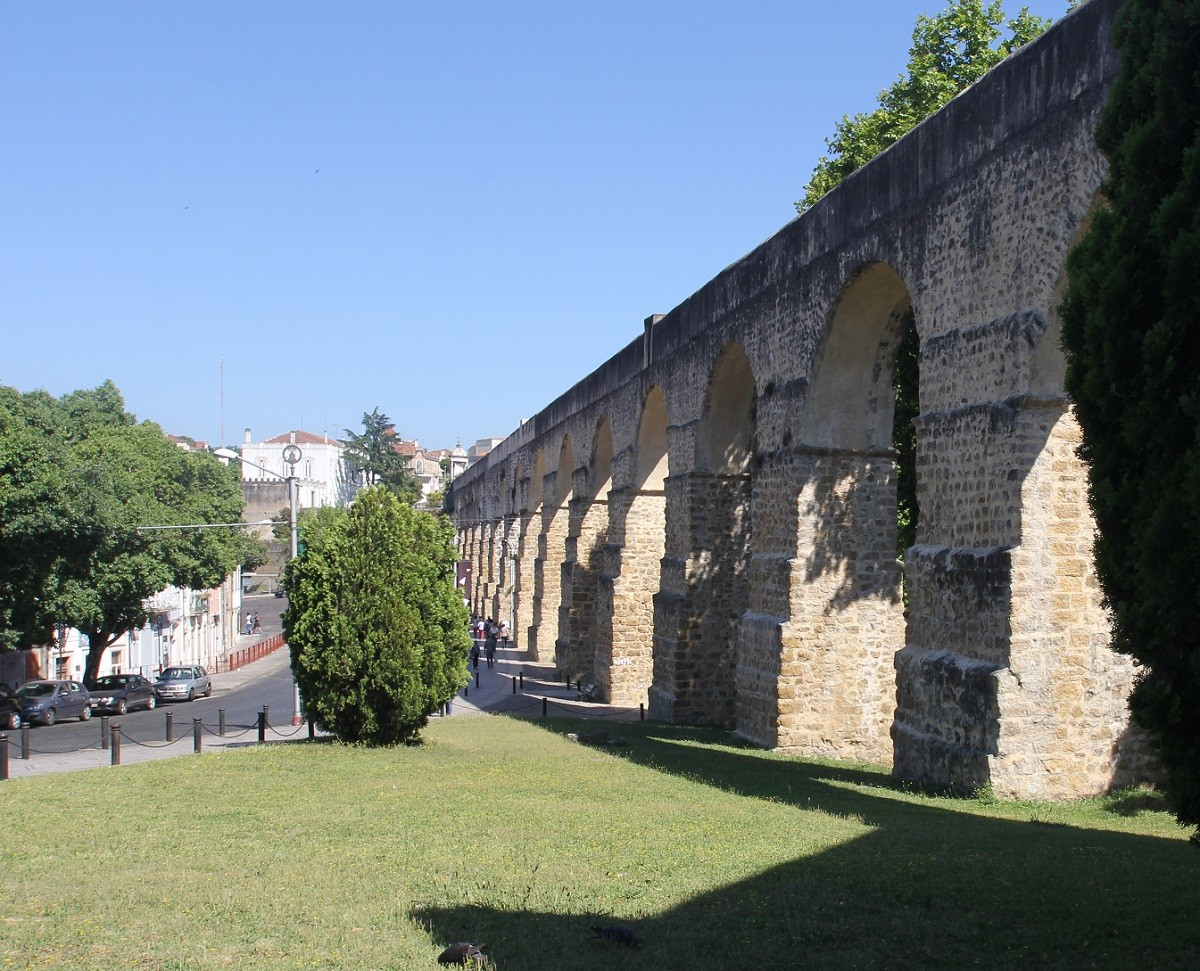 Coimbra-Aquädukt