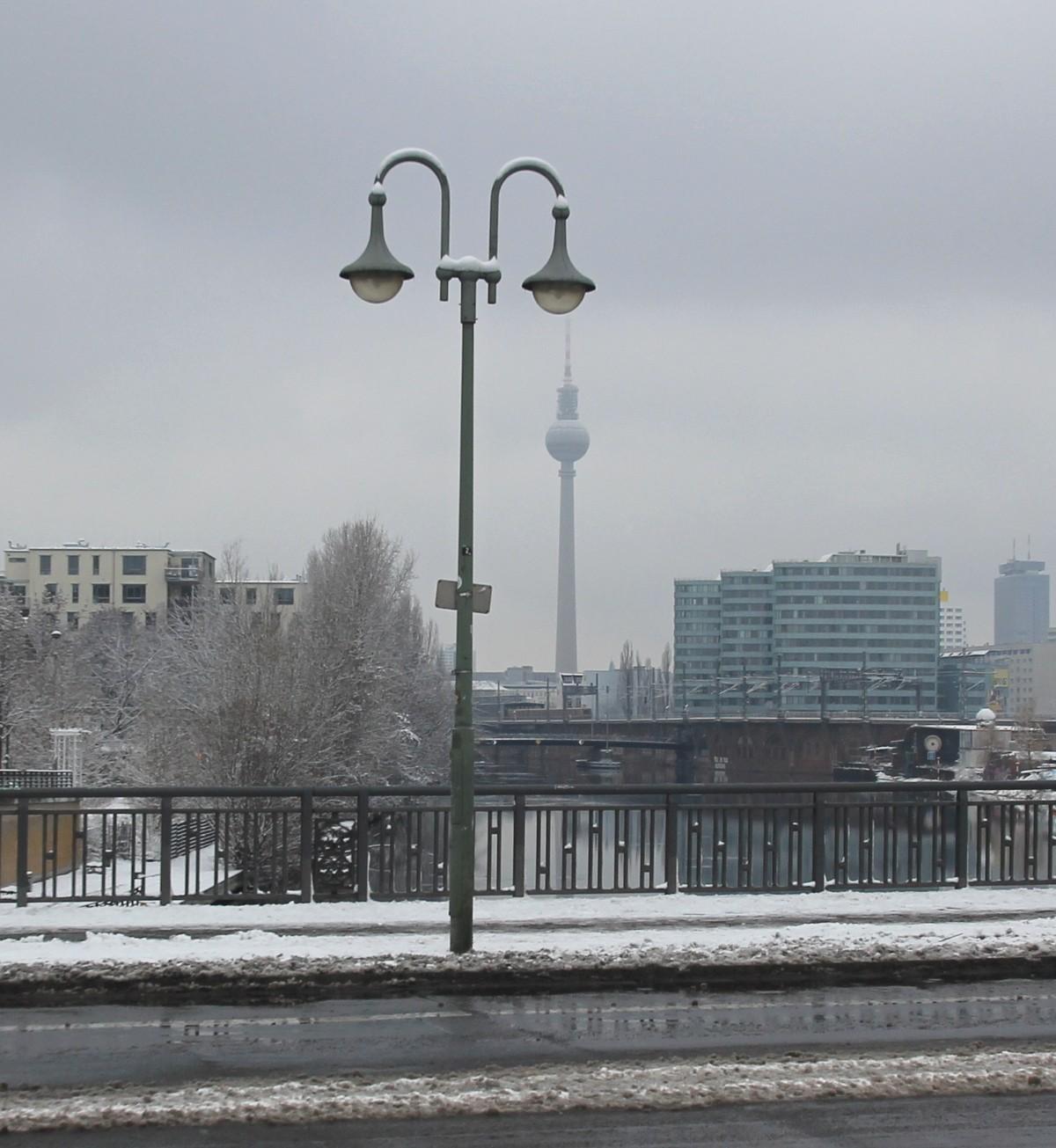 Fernsehturm mit Laterne