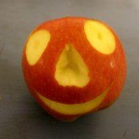 Mein Apfelgesicht