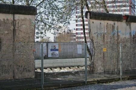 1989-2009: Die Lücke in der Berliner Mauer