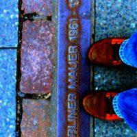 Berliner Mauer 1961-1989 - Der Berliner Mauerweg