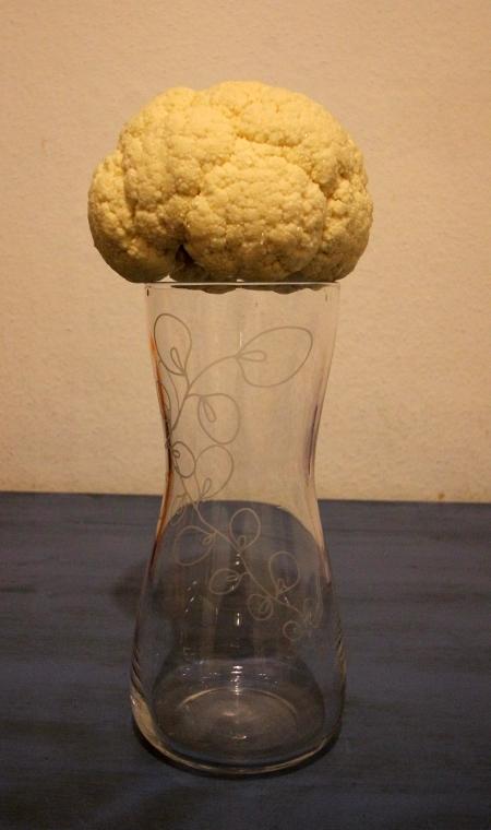 Blumen(kohl)-Vase