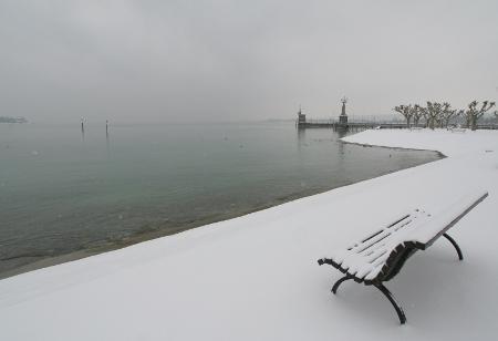 Foto vom Bodensee (Konstanz)