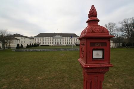 Bundespräsidentenwahl am 23. Mai 2009 - Das Schloss Bellevue