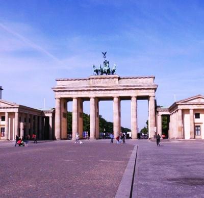 Das kleine Brandenburger Tor - Berliner Bilderwoche
