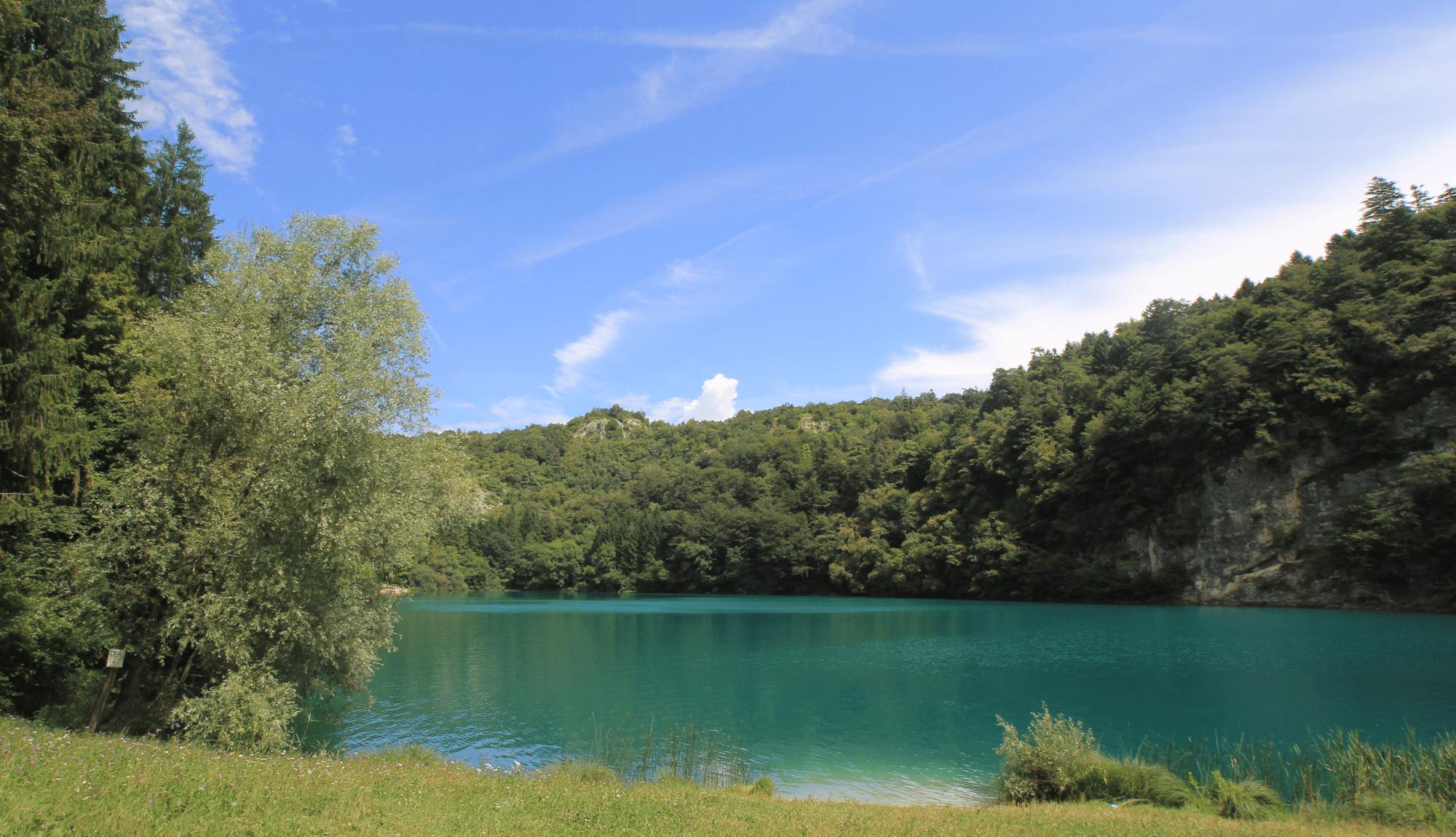 Der schönste See in Norditalien