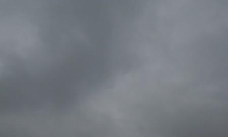 Der Himmel über Kreuzberg - ist bewölkt