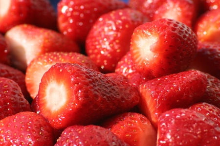 Erdbeeren 2009