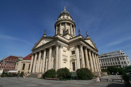 Französischer Dom in Berlin-Mitte