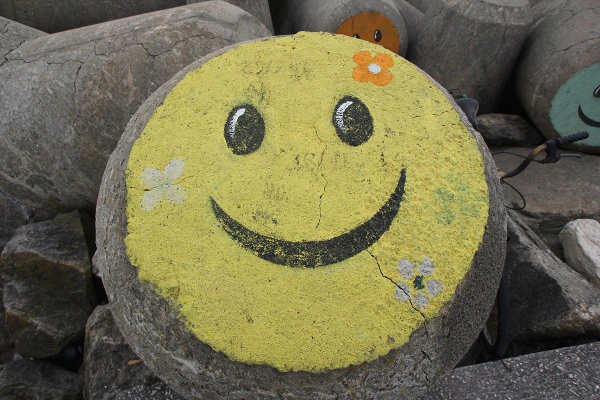 Das gelbe Gesicht in Portugal