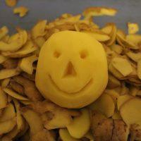 Das Kartoffelgesicht
