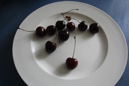 Weniger Kirschen auf dem Teller