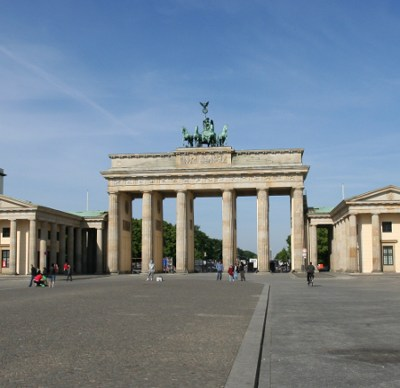 Das kleine Brandenburger Tor