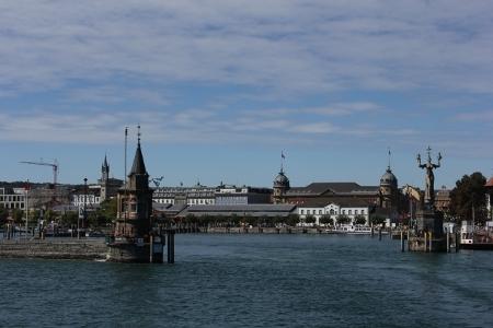 Der Konstanzer Hafen