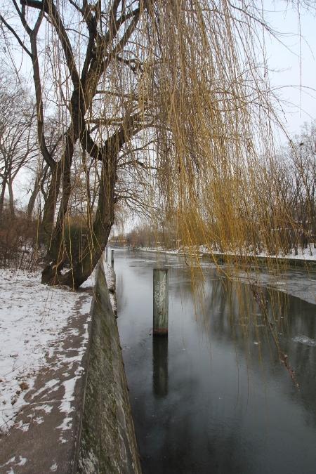 Landwehrkanal in Kreuzberg