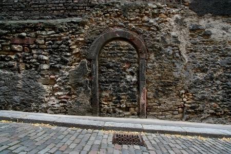 Geschlossene tür zeichnung  Mainz und die geschlossene Tür aus Stein… | Detlef Henke | Fotoblog