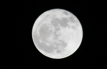 Der Mond über Kreuzberg