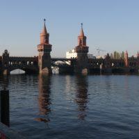 Oberbaumbrücke über die Spree