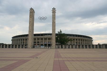 17. Juli 2009: Berliner Olympiastadion