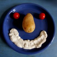 Kartoffel-Nase