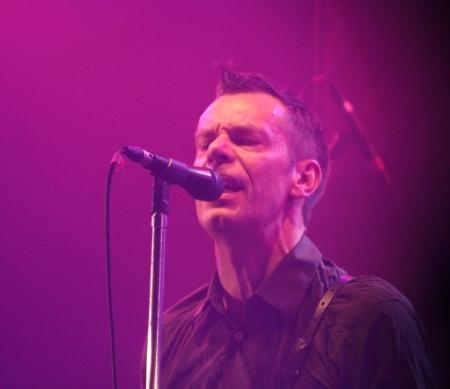 Johnny Hauesler - Sänger von Plan B (Berlin)