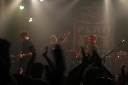Plan B (Berlin) sind zurück!