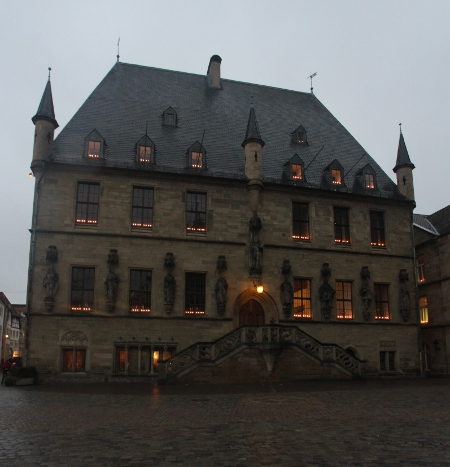 Osnabrcker Rathaus