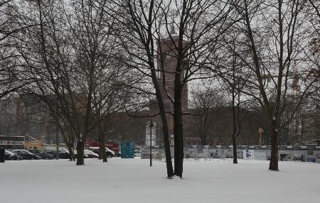 Rotes Rathaus von Berlin