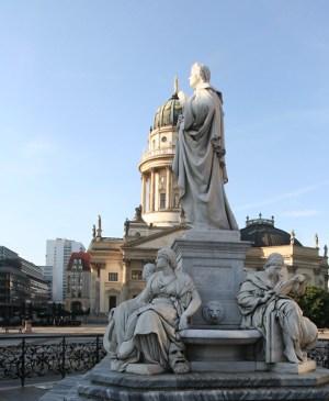 Schillerdenkmal in Berlin