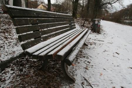 Schnee in Berlin - Februar 2009