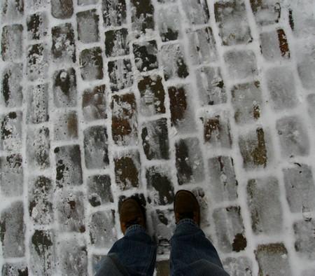 Schnee wie...