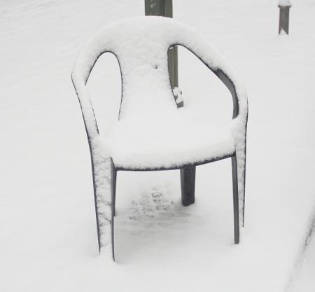 Der Schneestuhl