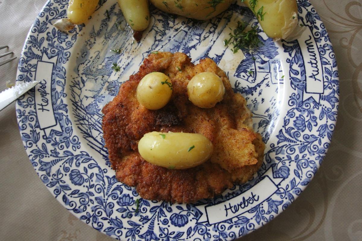 Das Schnitzel-Kartoffel-Gesicht