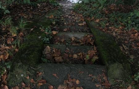 Zürcher Treppen zur Sihl