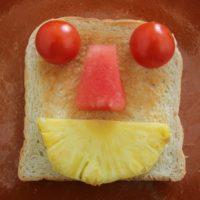 Toastgesicht