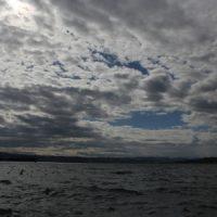 Der Zürichsee im August 2012