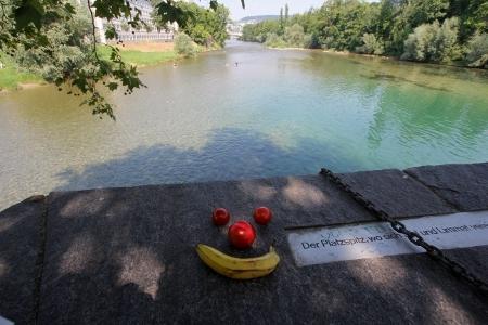 Flüsse: Sihl und Limmat in Zürich
