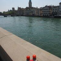 Sonntagsspaziergang durch Zürich