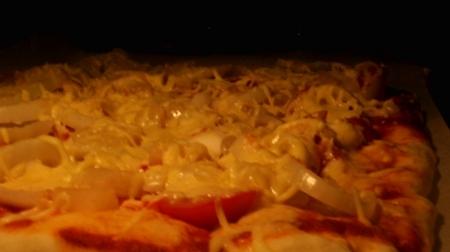 Zwiebelpizza